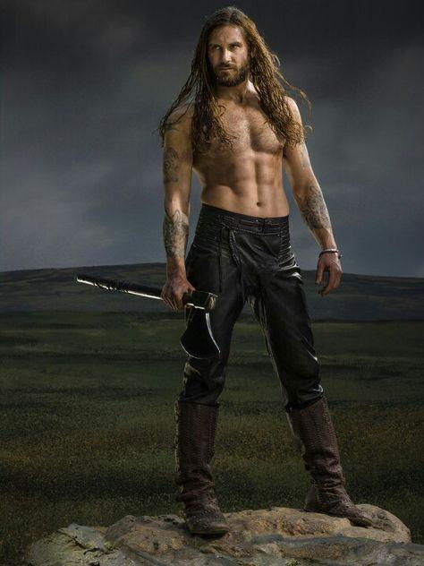 Viking Men Nude