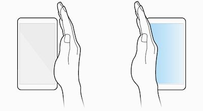 Take Screenshots On Galaxy S7 And S7 Edge With A Palm Swipe Galaxy Galaxy S7 All Galaxies