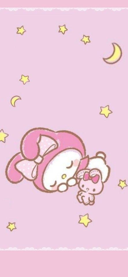 My Melody Melody Hello Kitty Hello Kitty My Melody Hello Kitty Wallpaper