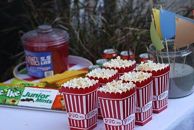 Le pop corn. Très important, le pop corn. ^_^