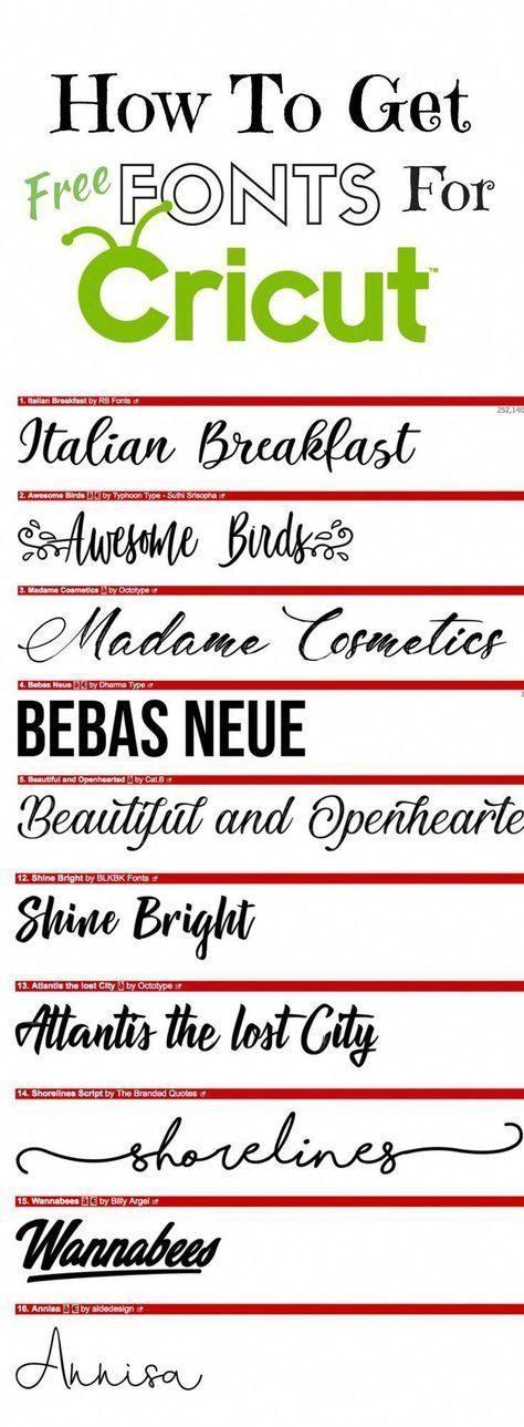 Cricut Design Space - Uploading your own font. This tutorial will walk you through the steps to uploading your own FREE fonts directly into Design Space where they will always be stored! ?Never buy fonts again. #cricut #cricuttutorials #designspace #fonts #designspacetutorial #cricutforbeginners #designspacetips #creativecraftideas