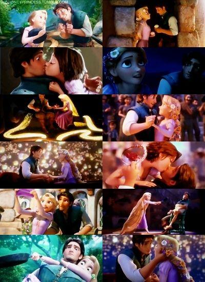 Tangled Photo: Rapunzel & Eugene(Flynn)