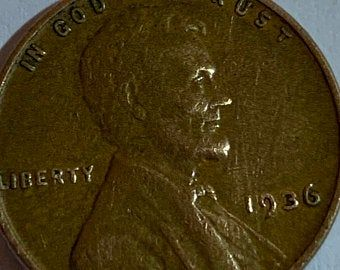 Extremely Rare Penny 1964 Penny Errors 1964 S Penny Etsy In 2020 Wheat Penny Value Rare Coins Worth Money Rare Pennies