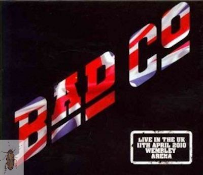 Bad Company Released Their Next Album Live In The Uk At Wembley