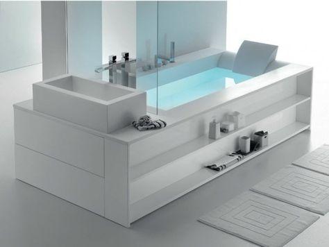 Vasca Da Bagno Oversize : Oversize modern bathtub ensuite
