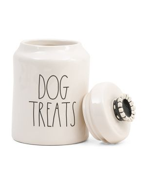 Dog Treat Jar SALE