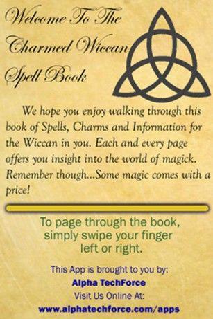 Spell Book App