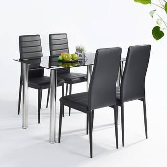 34++ Wayfair modern dining set Tips