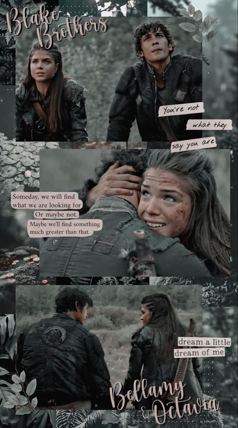 Bellamy e Octavia