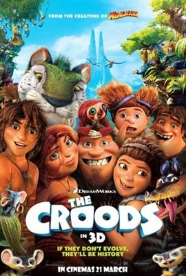 The Croods Poster Id 1529675 Movie Posters Family Movie Poster Full Movies