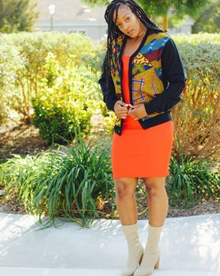 naturalhairstyles Love this cardigan from...