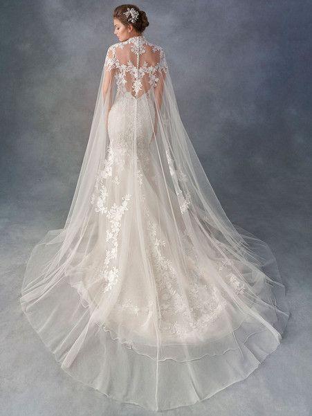 Wedding Dress Inspiration Kenneth Winston Wedding Dresses