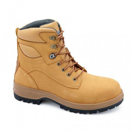 6b6da6af6dc Blundstone 143 Crazy Horse | Blundstone | Boots, Safety work boots ...