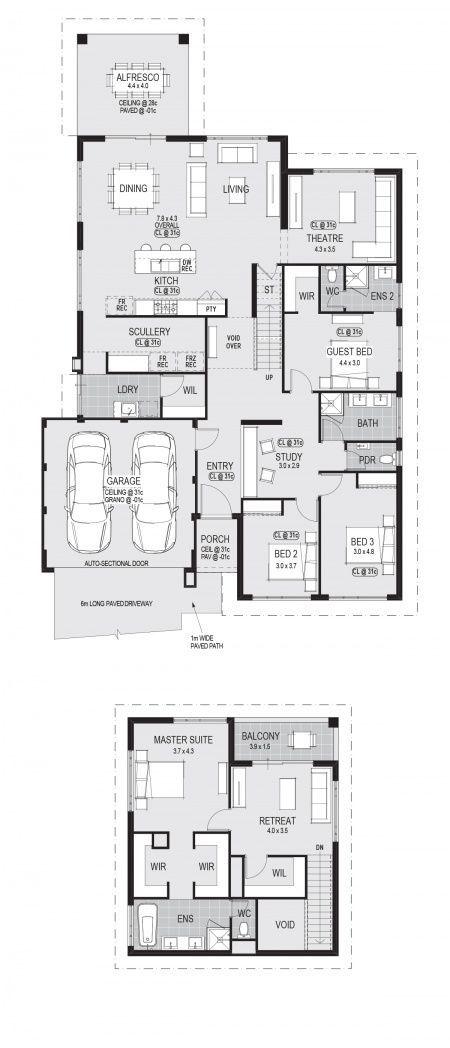 The Minnesota Floorplan Floor Plans Home Design Floor Plans How To Plan