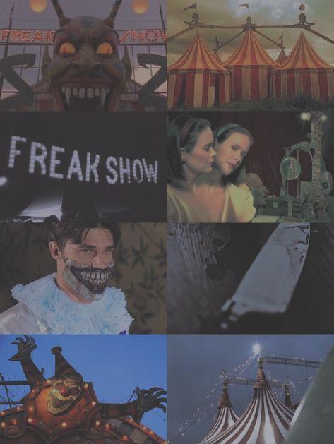 ahs freak show wallpaper