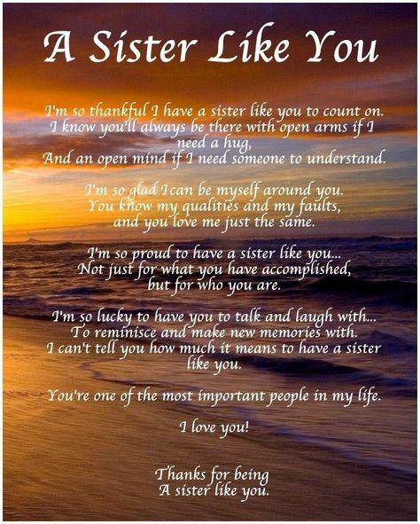 Happy Birthday To My Twin Sister Poem : happy, birthday, sister, Personalised, Sister, Birthday, Christmas, Present, Quotes,, Happy, Quotes
