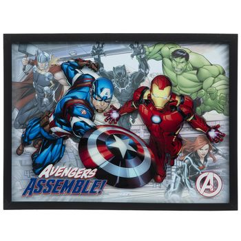 SPIDER-MAN AVENGERS PHOTO  PRINT ON WOOD  FRAMED CANVAS WALL ART PICTURE DECOR