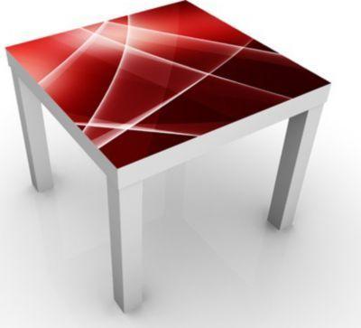 Design Tisch - Red Reflection - Tisch Rot Jetzt bestellen unter - wohnzimmer design rot