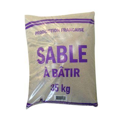 Sable A Batir 35kg En 2020 Castorama Sac Plastique Et Conteneur