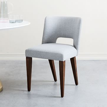 Ava Upholstered Dining Chair Dining Chairs Small Chair For