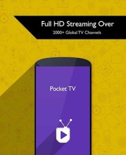 Pocket Tv Mod Apk Download Shows Movies News And Sports V12