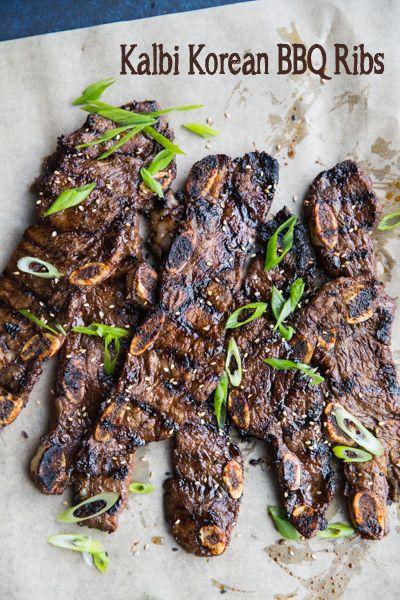 Busy In Brooklyn Blog Archive Kalbi Korean Bbq Ribs Rib Recipes Beef Ribs Recipe Korean Bbq Ribs