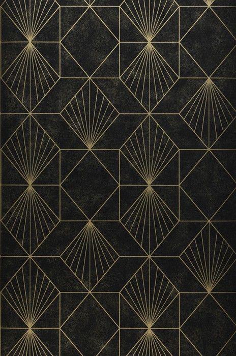 Papier Peint Maurus Papier Peint Des Annees 70 En 2020 Papier Peint Geometrique Papier Peint Papier Peint Art Deco
