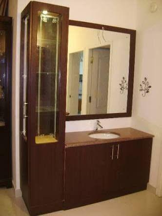 Pin By Priyanka Jha On Home Sweet Home Glamorous Bathroom Decor Washbasin Design Modern Bathroom Tile Modern dining room washbasin cabinet