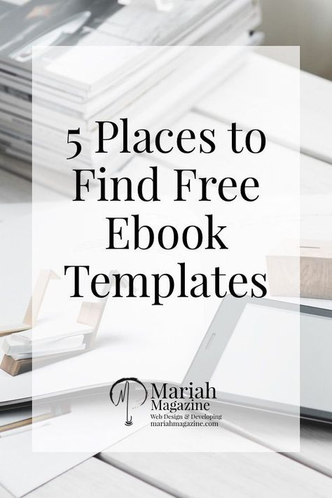 Creating valuable content for your audience and your customers is hard work, especially when you throw designing into the mix! If you're looking for a free PDF template for your next eBook, check out these 5 resources that offer free eBook templates! Marketing Digital, Content Marketing, Online Marketing, Media Marketing, Book Writing Tips, Writing Resources, Writing Ideas, Lectures, Self Publishing