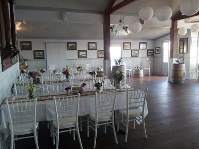The Interior Of WA Rowing Club