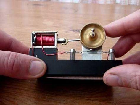 Solenoid Motor Diy Electrical