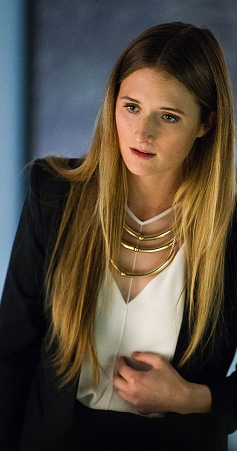 Grace Gummer in Extant