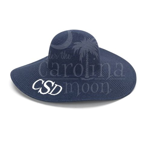 Perfect for a day at the beach or by the pool. You can place your order at www.underthecarolinamoon.com  #UTCM #UnderTheCarolinaMoon #FloppyHat #SunHat