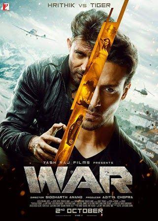 War 2019 400mb 480p Pdvd Hindi Movie Download Movies Full