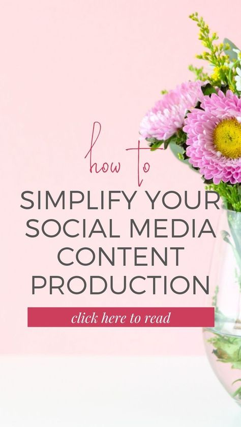 How to Streamline Your Social Media Content Production ⋆ Ivory Mix - #content #ivory #media #production #social #streamline - #SocialMedia