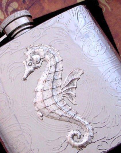 Seahorse Nightlight IBIS /& ORCHID TROPICAL OCEAN COLLECTION