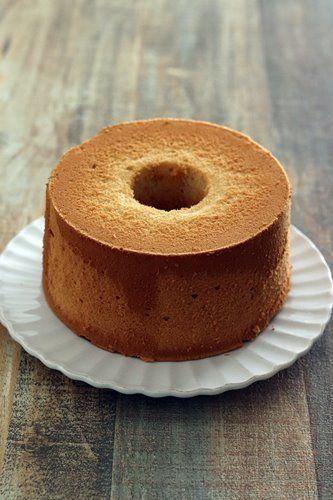 なかしま しほ シフォン ケーキ