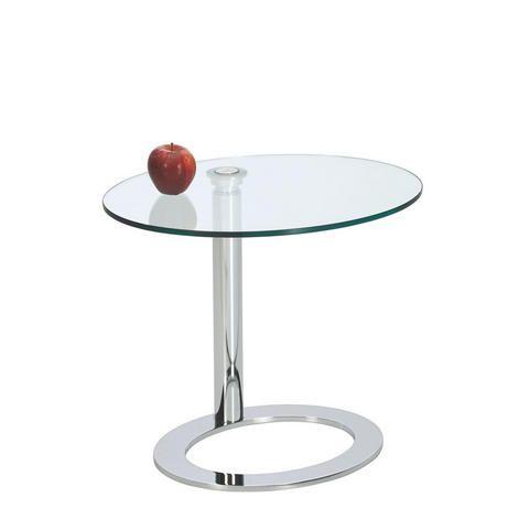 Kleiner Runder Beistelltisch Aus Glas Beistelltisch Rund Beistelltisch Tisch