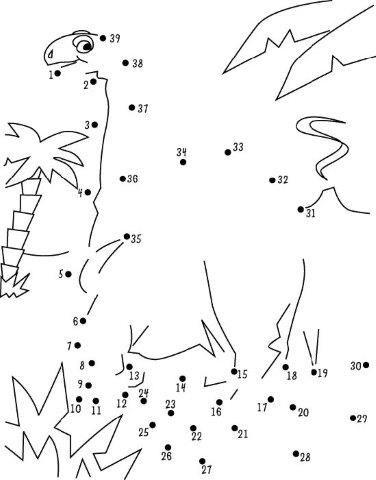 30 Dibujos Para Unir Puntos Del 1 10 Y 1 20 Educacion Preescolar Alumno On Actividades Para Ninos Preescolar Actividades De Dinosaurios Une Los Puntos