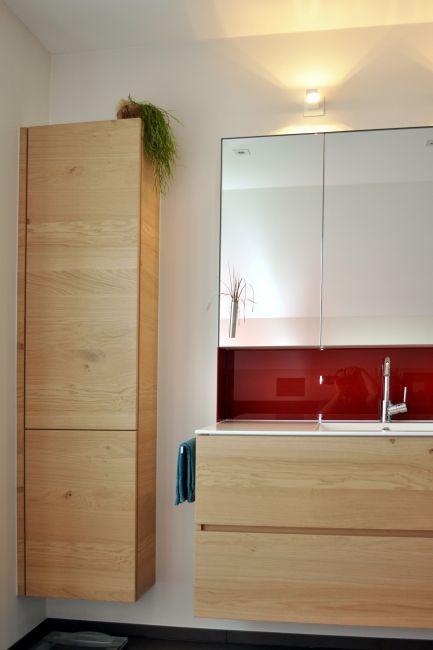Pin Von Sanea Krapp Auf Badezimmer Moderne Badmobel Waschtisch Holz Unterschrank Bad
