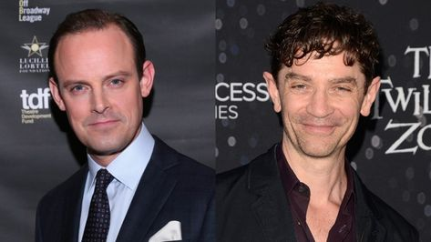 Harry Hadden-Paton and James Frain Will Star in North American Premiere of The King's Speech