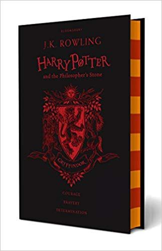 Fantasy Book Harry Potter And The Philosopher S Stone Gryffindor Edition Rowling Harry Potter Harry Potter Philosophers Stone