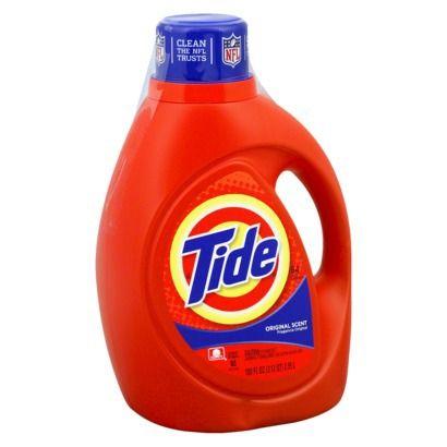 Tide Original Liquid Laundry Detergent 100 Oz Target Best Laundry Detergent Liquid Laundry Detergent Tide Detergent