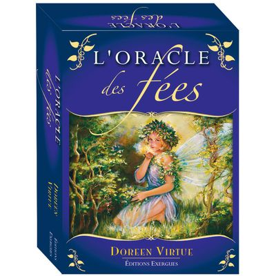 L Oracle Des Fees Doreen Virtue En 2020 Oracle Des Fees Doreen Virtue Fee