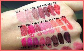 Elymakeup Unlimited Double Touch Liquid Lip Colour E Unlimited Stylo Kiko Swatch Haul E Prime Impressioni Kiko Lipstick Kiko Lip Liner Colors