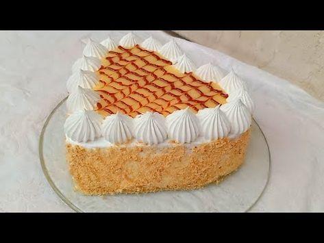 كيكة الليمون المنعشة اقتصادية و لذيذة جدا Youtube Desserts Food Vanilla Cake