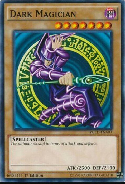 Image Result For How To Make A Yugioh Deck Dark Magician Cards