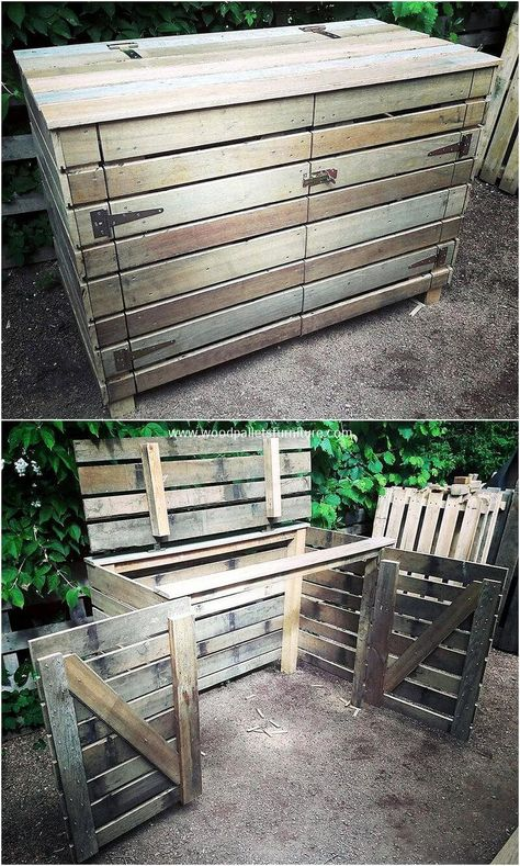Repurposing Projects For Used Old Pallets Wood Cacher Les