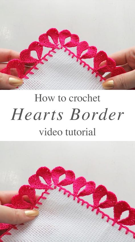 Crochet Boarders, Crochet Blanket Edging, Crochet Edging Patterns, Crochet Quilt, Crochet Patterns Amigurumi, Crochet Motif, Crochet Yarn, Crochet Flowers, Crochet Stitches