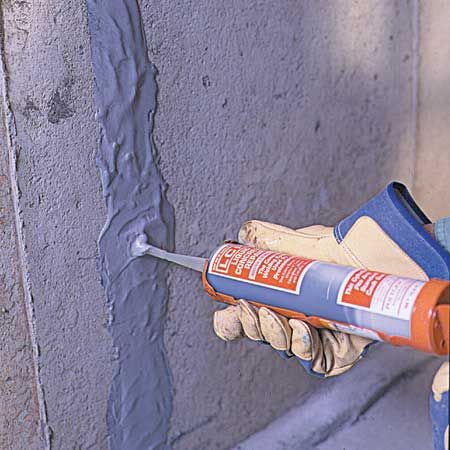 Do your concrete walls have cracks? Discover a simple, effective way to patch cracks in poured-concrete walls from the experts at This Old House today.